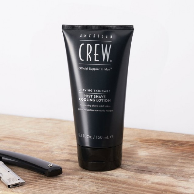 Aftershave balsam American Crew