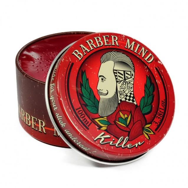 Pomada Barber Mind Killer - Barber Mind