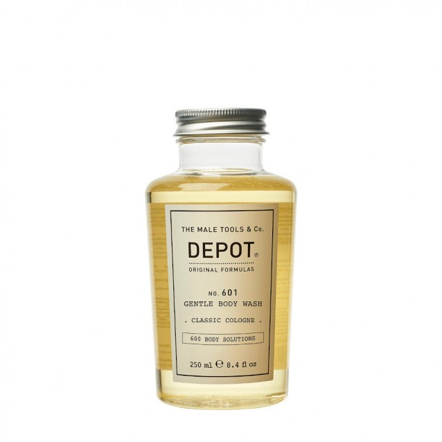 Gel de dus Depot Classic Cologne No601 - Depot