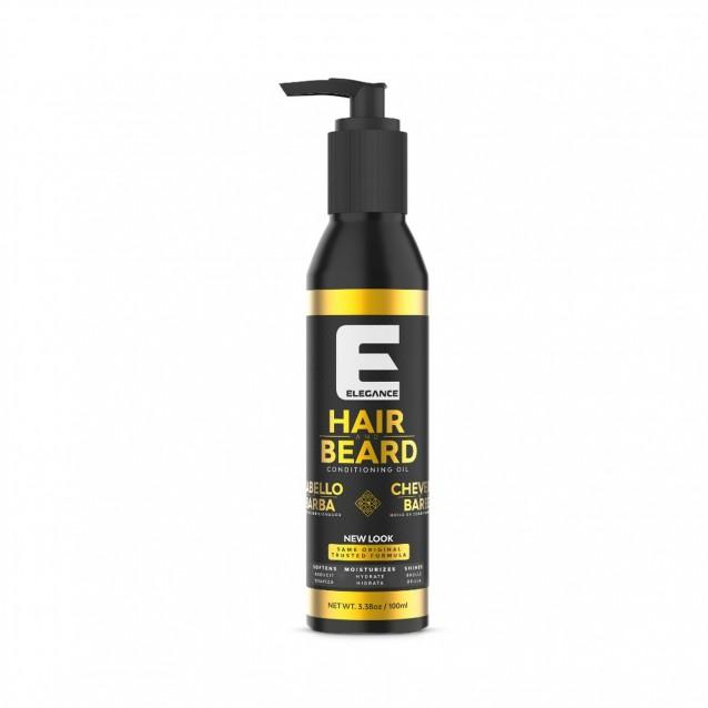 Ulei pentru barba si par Elegance - Elegance