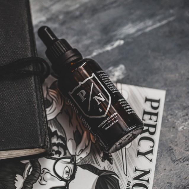 Ulei de barba Percy Nobleman Premium Oil - Percy Nobleman