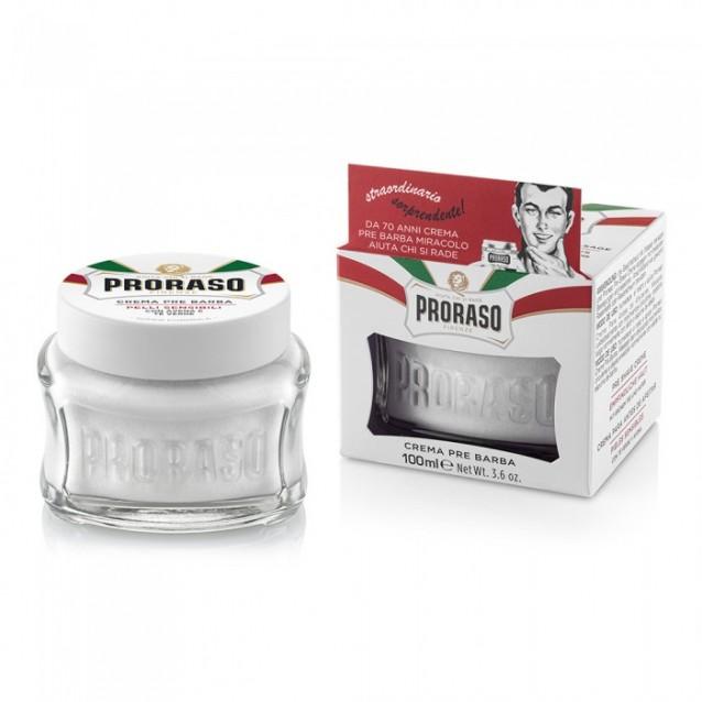 Crema pre-shave Proraso Sensitive
