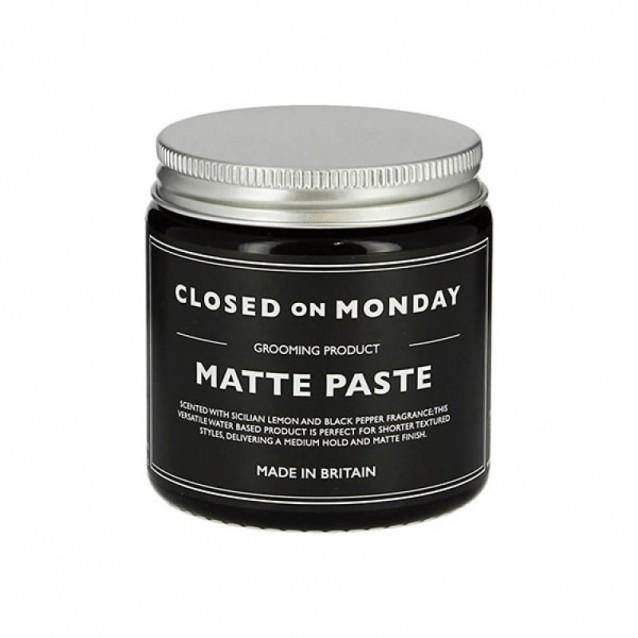 Ceara de Par Closed on Monday Matte Paste - Closed On Monday