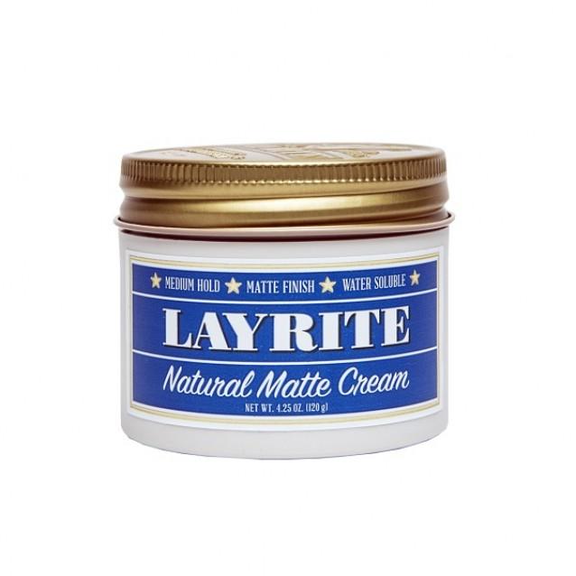Ceara de Par Layrite Natural Matte Cream - Layrite