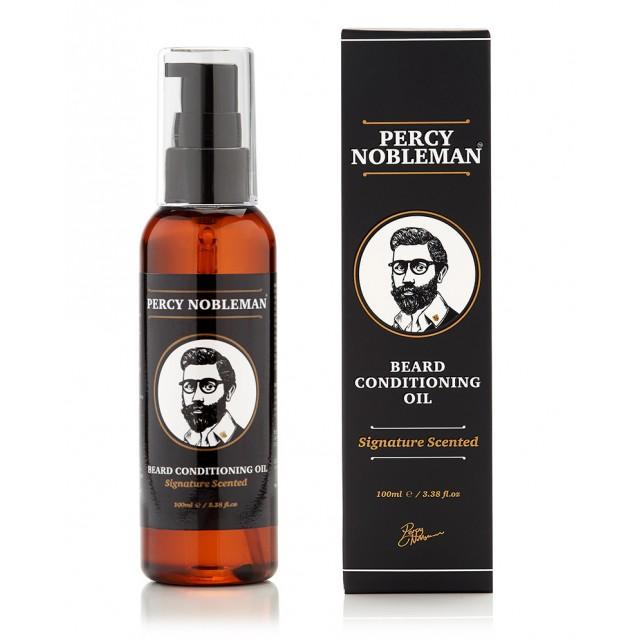 Ulei de Barba Percy Nobleman Signature - Percy Nobleman