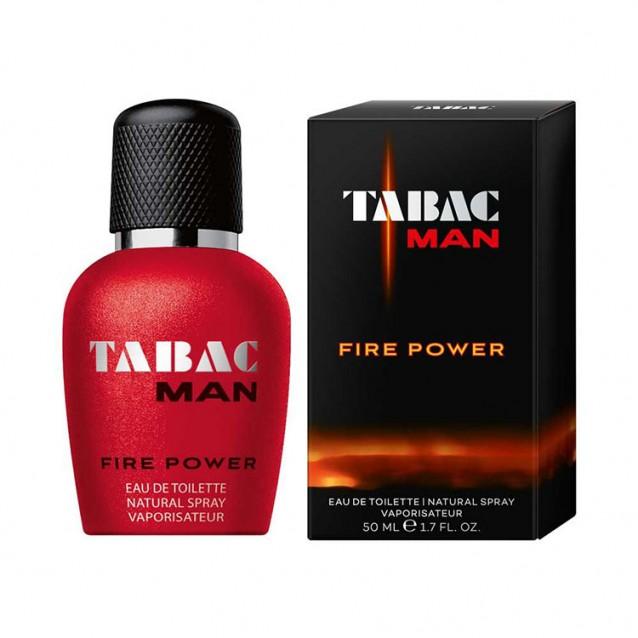 Apa de toaleta Tabac Man Fire Power - Tabac Original