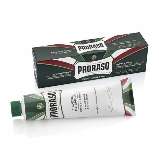 Crema de ras Proraso Eucalyptus & Menthol - Proraso