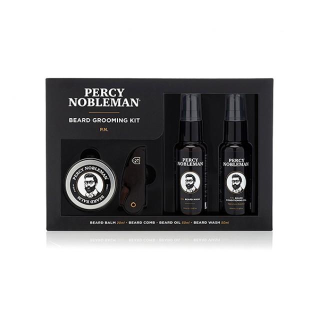 Set ingrijire barba Percy Nobleman Beard Grooming